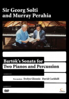 Sir Georg Solti and Murray Perahia - Bartók's Sonata for Two Pianos and Percussion. © 2009 Digital Classics