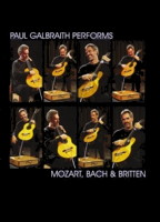 Paul Galbraith performs Mozart, Bach and Britten. © 2011 Mashulka Productions