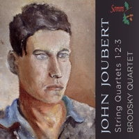John Joubert: String Quartets 1, 2, 3. Brodsky Quartet. © 2012 Somm Recordings