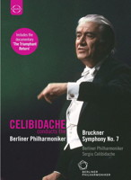 Celibidache conducts the Berliner Philharmoniker. Bruckner: Symphony No 7. © 2012 EuroArts