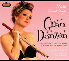 Gran Danzón - Martha Councell-Vargas. © 2013 Blue Griffin Recording Inc