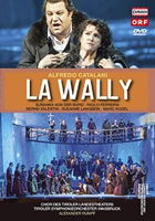 Alfredo Catalani: La Wally. © 2014 Capriccio