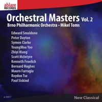 Orchestral Masters Vol 2 - Brno Philharmonic Orchestra / Mikel Toms. © 2014 Ablaze Records Pty Ltd