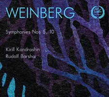 Moisey Weinberg: Symphonies Nos 5, 10. © 2014 Melodya