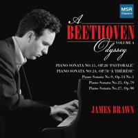 James Brawn - A Beethoven Odyssey Volume 4. © 2015 James Brawn