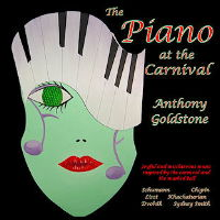 The Piano at the Carnival - Anthony Goldstone. © 2009 Anthony Goldstone / Divine Art Ltd