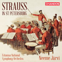Strauss in St Petersburg. © 2017 Chandos Records Ltd