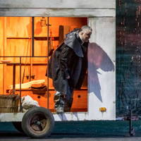 Ian Storey in Benjamin Britten's 'Peter Grimes' at the Teatro Comunale di Bologna. Photo © 2017 Rocco Casaluci