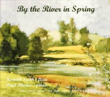 By the River in Spring. © 2009 K Smith and P Rhodes; Divine Art Ltd