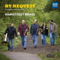 Mainstreet Brass - By Request - A Collection of Our Favorites. © 2008 MSR Classsics