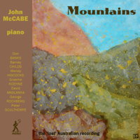 Mountains - John McCabe, piano. © 2019 Divine Art Ltd