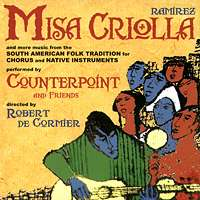 ram rez  misa criolla and more music from the south american folk tradition