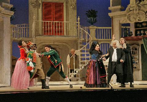 Of the barber of seville left to right kirstin chávez rosina