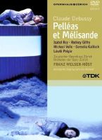 Claude Debussy: Pelléas et Mélisande. © 2006 TDK Marketing Europe GmbH