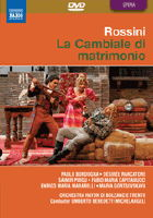 Rossini: La Cambiale di matrimonio. © 2008 Naxos Rights International Ltd
