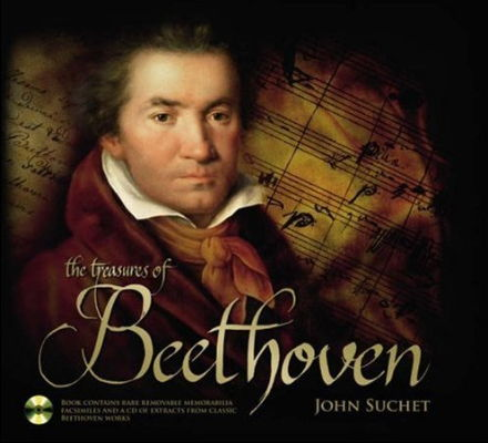 A Labour of Love. John Suchet's 'The Treasures of Beethoven', read ...