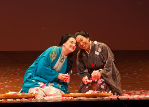 Madama Butterfly' from San Diego Opera, reviewed by Maria Nockin