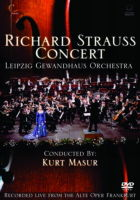 Richard Strauss Concert. Leipzig Gewandhaus Orchestra conducted by Kurt Masur. © 2009 Digital Classics