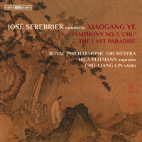 Xiaogang Ye: Symphony No 3 'Chu'; The Last Paradise. © 2016 BIS Records AB (BIS-2083)