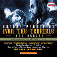 Prokofiev: Ivan the Terrible - Frank Strobel. © 2018 Capriccio (C5311)