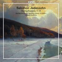 Salomon Jadassohn: The Symphonies - Howard Griffiths. © 2015 cpo (cpo 777 607-2)