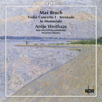 Max Bruch: Complete Works for Violin and Orchestra Vol 2. © 2015 cpo (cpo 777 846-2)