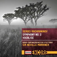 Rachmaninov: Symphony No 2 - Marriner. © 1991/2016 Capriccio (C8010)