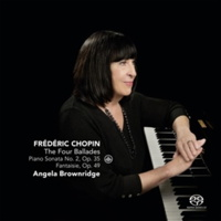 Frédéric Chopin: The Four Ballades - Angela Brownridge. © 2017 Challenge Classics (CC72728)