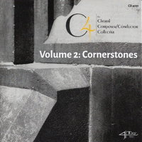 C4 - Volume 2: Cornerstones. © 2015 and 2016 C4 (CD4051)