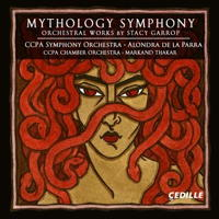 Mythology Symphony - orchestral works by Stacy Garrop. © 2015 Cedille Records (CDR 90000 160)