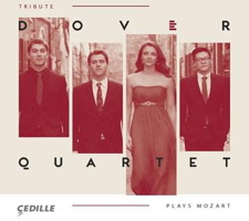 Tribute: Dover Quartet Plays Mozart. © 2016 Cedille Records (CDR 90000 167)
