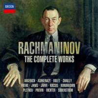 Rachmaninov: The Complete Works. © 2014 Decca Music Group Ltd (478 6765)