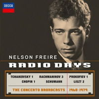 Nelson Freire - Radio Days - Concerto Broadcasts 1968-1979. © 2014 Decca Music Group Ltd (478 6772)