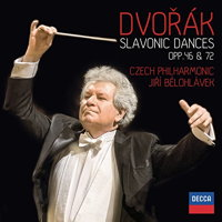 Dvorák Slavonic Dances Opp 46 and 72. © 2016 Czech Philharmonic / Decca Music Group Limited (478 9458)