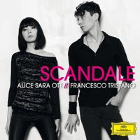 Scandale - Alice Sara Ott and Francesco Tristano. © 2014 Deutsche Grammophon GmbH (479 3541)
