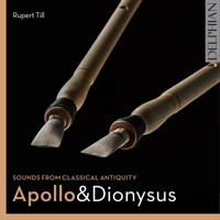 Apollo & Dionysus - Sounds from Classical Antiquity. © 2018 University of Huddersfield / Delphian Records Ltd (DCD34188)
