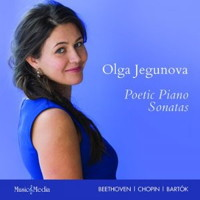 Olga Jegunova - Poetic Piano Sonatas. © 2016 Music and Media Consulting Ltd / MMC Recordings (MMC114)