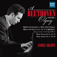 James Brawn - A Beethoven Odyssey Volume 4. © 2015 James Brawn (MS 1468)