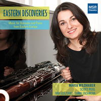 Eastern Discoveries - Music for Bassoon and Piano from Eastern Europe. © 2014 Maria Wildhaber (MS 1517)