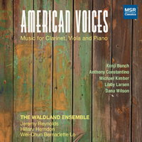 American Voices. © 2016 The Waldland Ensemble (MS 1541)