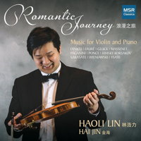 Romantic Journey - Haoli Lin. © 2016 Haoli Lin (MS 1613)