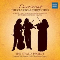 Discovering the Classical String Trio - The Vivaldi Project. © 2016 The Vivaldi Project (MS 1621)