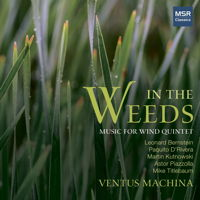 In The Weeds - Ventus Machina. © 2017 Ventus Machina (MS 1633)