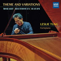 Theme and Variations - Mozart, Beethoven and Haydn - Leslie Tung. © 2018 Leslie Tung (MS 1683)