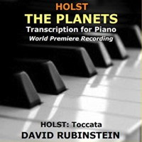Holst: The Planets - transcription for piano. © 2015 Musicus Recordings (MUSICUS 1011)