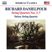 Richard Danielpour: String Quartets 5-7. © 2018 Naxos Rights (Europe) Ltd (8.559845)