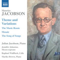 Maurice Jacobson: Theme and Variations. © 2014 Naxos Rights US Inc (8.571351)