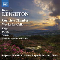 Kenneth Leighton: Complete Chamber Works for Cello. © 2011, 2015 Naxos Rights US Inc (8.571358)