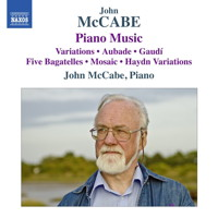 John McCabe: Piano Music. © 1999 and 2015 Naxos Rights US Inc (8.571367)