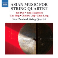 Asian Music for String Quartet. © 2012 Naxos Rights International Ltd (8.572488)